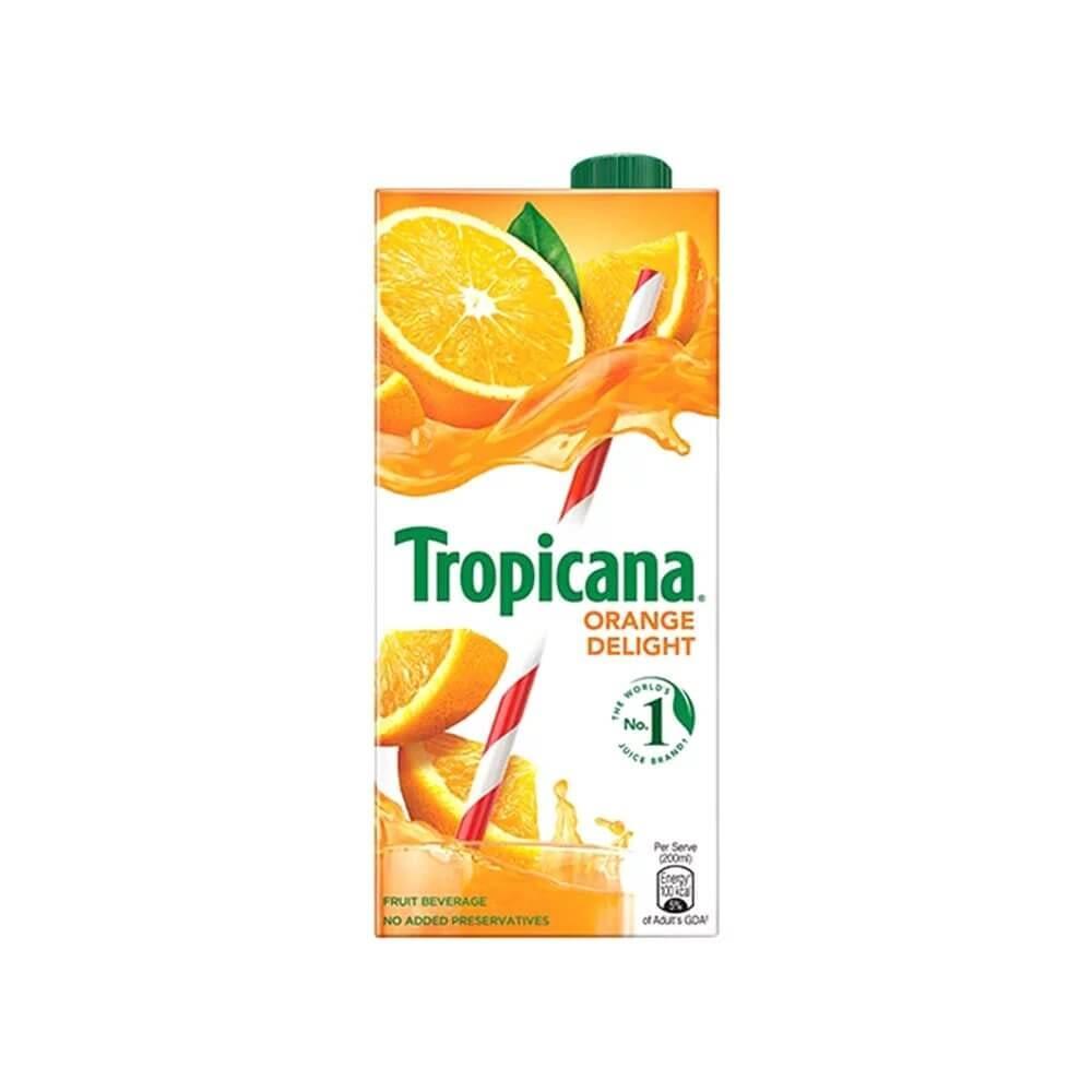 Tropicana Orange Delight Juice - Gharstuff