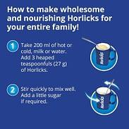 Horlicks Health Nutrition drink classic malt 500g 5