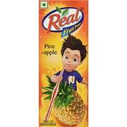Real Fruit Power Pineapple Juice 200ml 1