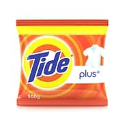 Tide Plus Detergent Powder 500g