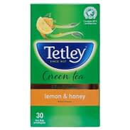Tetley Green Tea Lemon and Honey 25p 2