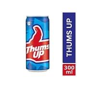 Thums Up Soft Drink Can 300ml