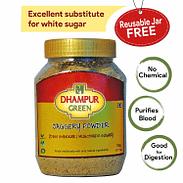 Dhampur Green Jaggery Powder 700g min