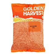 Golden harvest Red Masoor Dal 500g 2