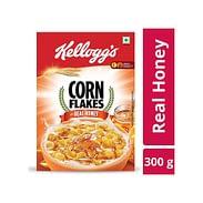 Kelloggs Real Honey Corn Flakes 300g