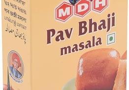 MDH pav bhaji masala mdh 100g4