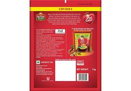 Brooke Bond Red Label Tea Zip Lock 1kg 5