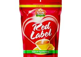 Brooke Bond Red Label Tea Zip Lock 1kg
