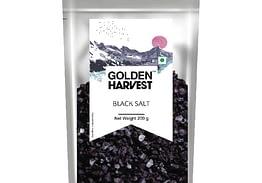 Golden Harvest Black Salt 200g