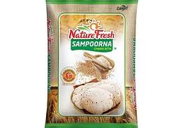 Nature Fresh Sampoorna Chakki Atta 10kg
