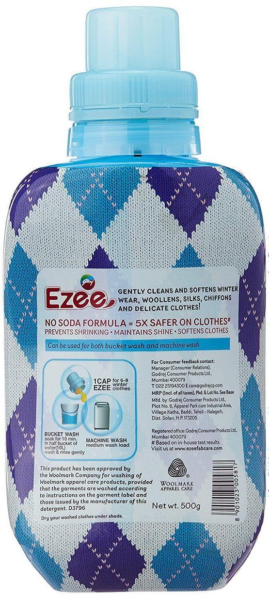 Ezee Detergent Liquid 470ml 2