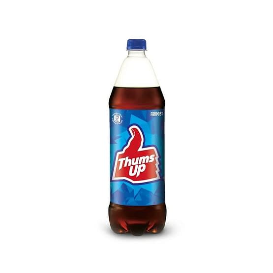 Thums Up Soft Drink 1.25 ltr 4 4