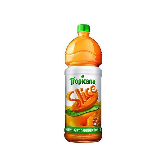 Tropicana Slice Mango Fruit Drink 1.25ltr 3