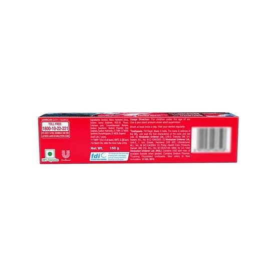 Closeup Ever Fresh Red Hot Gel Toothpaste 150g 4 1