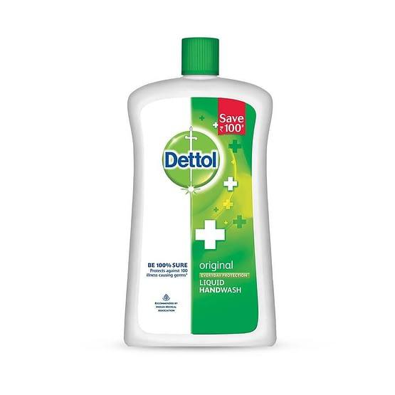 Dettol Original Liquid Hand Wash 900ml 2