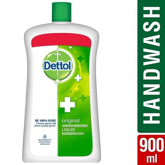 Dettol Original Liquid Hand Wash 900ml