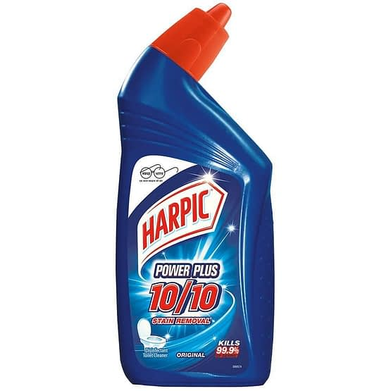 Harpic Disinfectant Toilet Cleaner 500ml 2