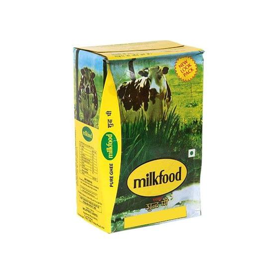 Milkfood Pure Ghee Tetra Pak 500ml 3 1