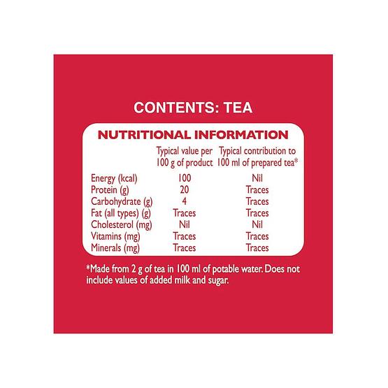 Brooke Bond Red Label Tea 250g 2