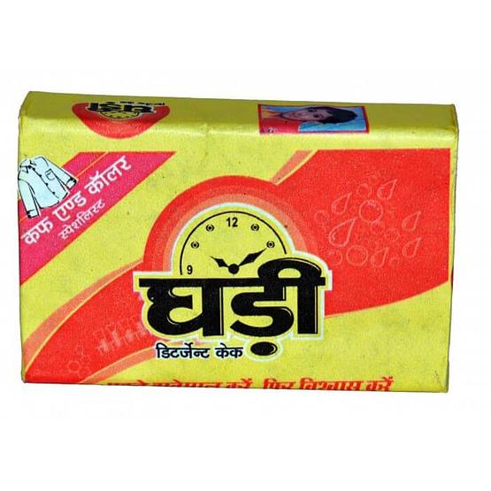 Ghadi Detergent Bar 100g