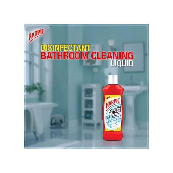 Harpic Lemon Bathroom Cleaner 500ml 4