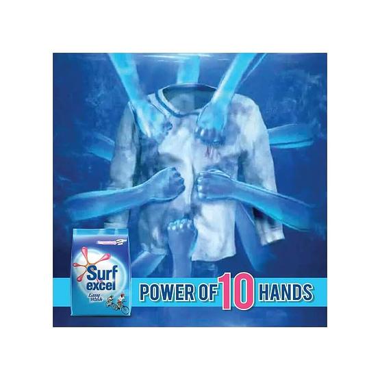 Surf Excel Easy Wash Detergent Powder 1kg 4