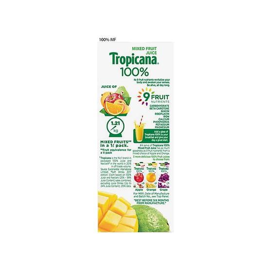 Tropicana 100 Mixed Fruit Juice 200ml 2