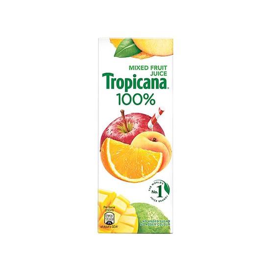 Tropicana 100 Mixed Fruit Juice 200ml