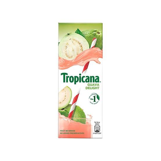 Tropicana Guava Delight Juice 200ml