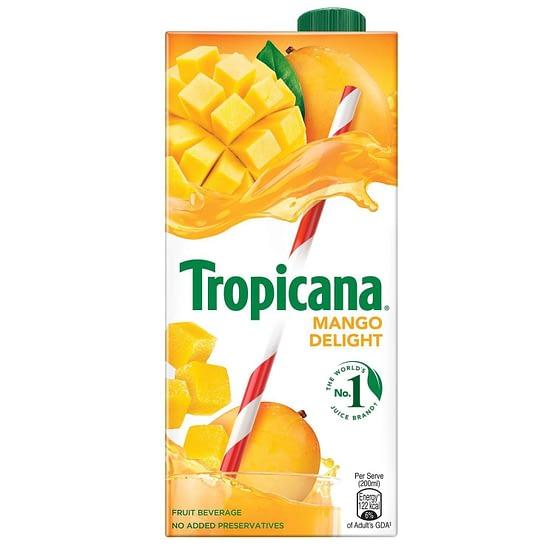 Tropicana Mango Delight Juice 1ltr