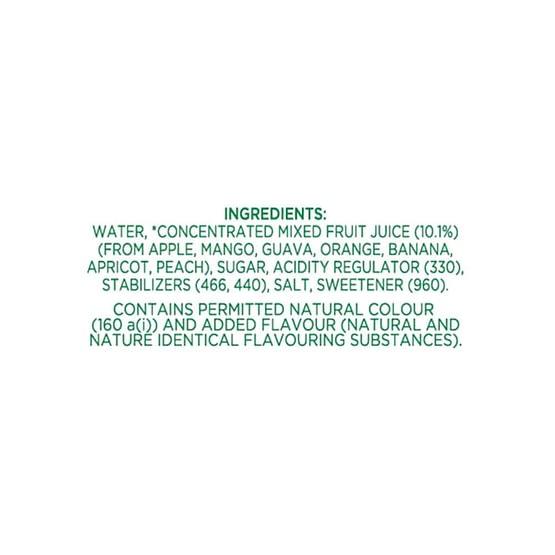 Tropicana Mixed Fruit Delight Juice 200ml 4