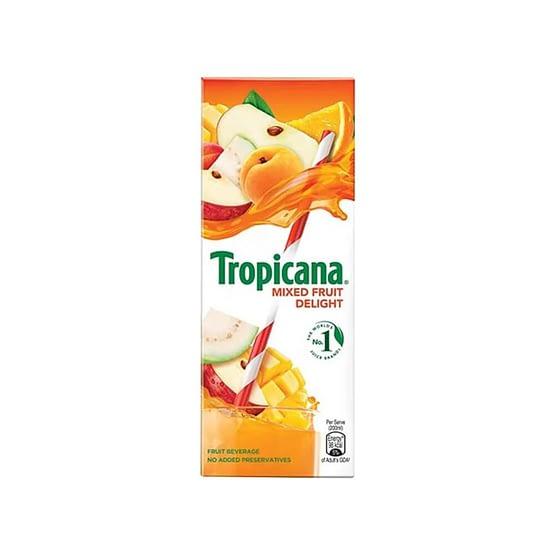 Tropicana Mixed Fruit Delight Juice 200ml