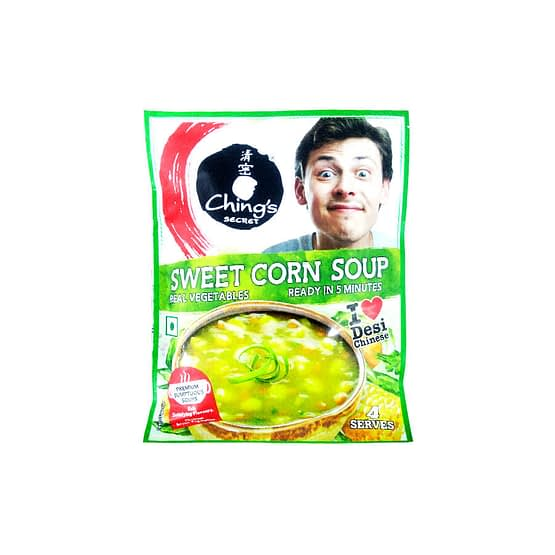 Chings Sweet Corn Soup 55g