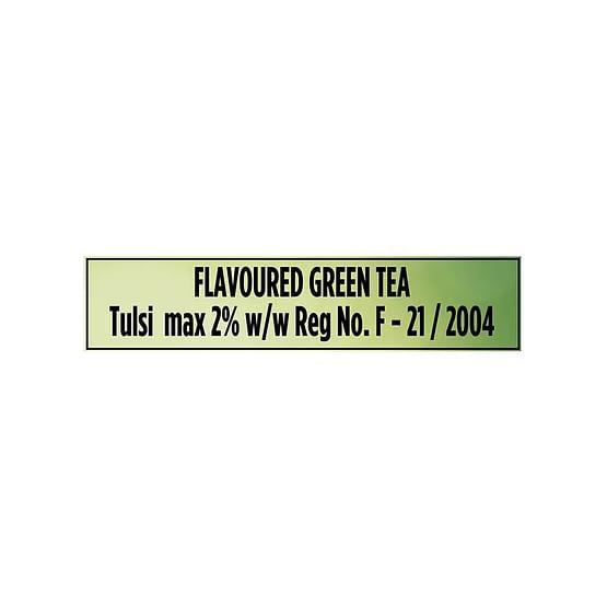 Lipton Tulsi Natura Green Tea Bags 25p 4