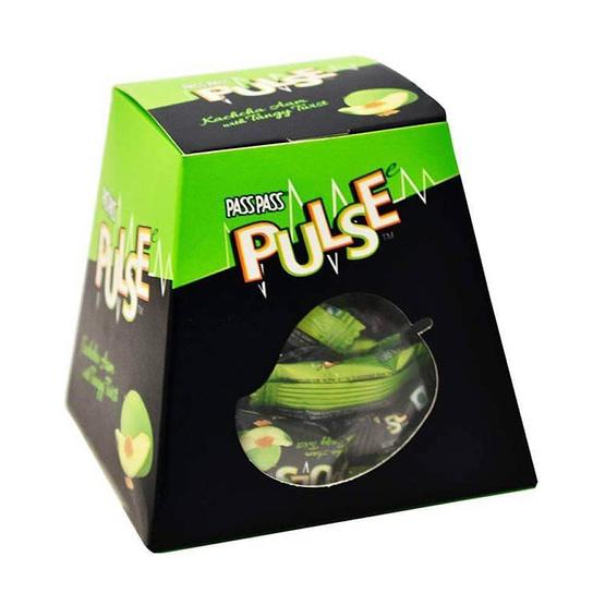 PULSE PASS PASS TANGY TWIST KACHA AAM Candy 200g 1