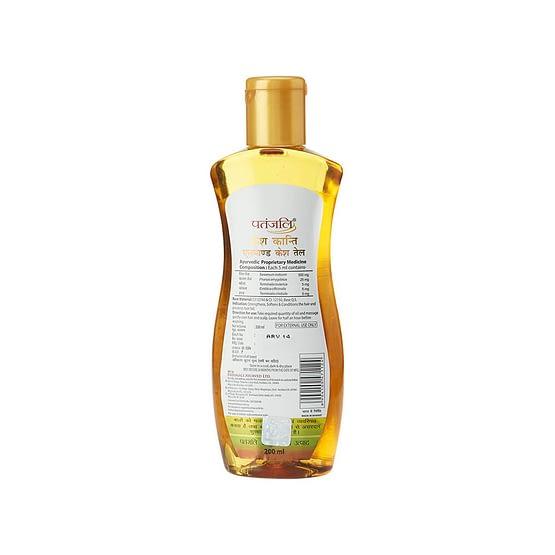 Patanjali Almond Kesh Kanti Hair Oil 100ml 2