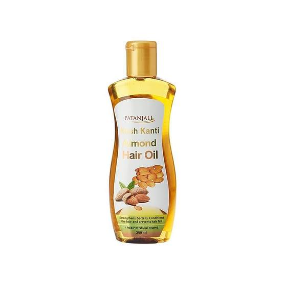 Patanjali Almond Kesh Kanti Hair Oil 100ml