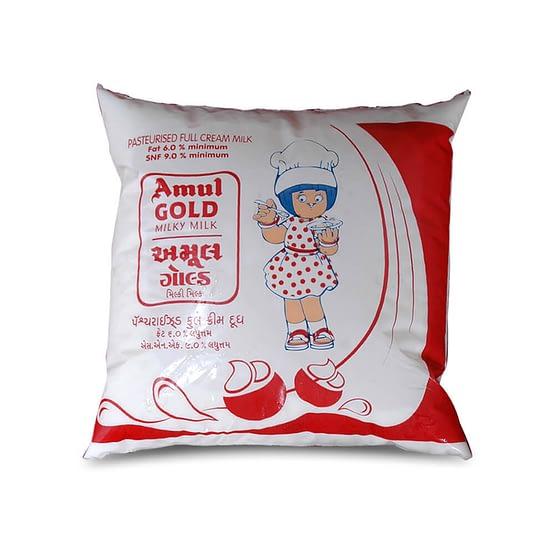 Amul Gold Milk 500ml