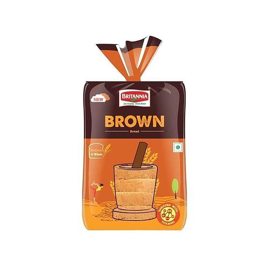 Britannia Brown Bread 400g