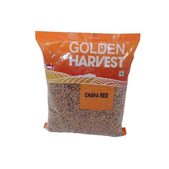 Golden harvest red chana 1kg