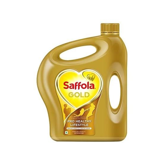 Saffola Gold Edible Oil 5L