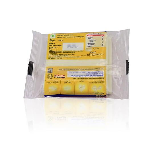 Amul Cheese slice 100g 2