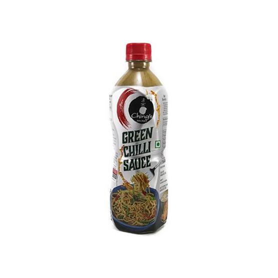 Chings Secret Green Chilli Sauce 650g