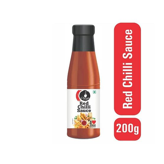 Chings Secret Red Chilli Sauce 200g