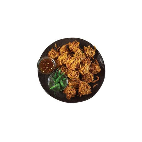 DESI ATTA COMPANY Besan Pakora Mix 200g 3