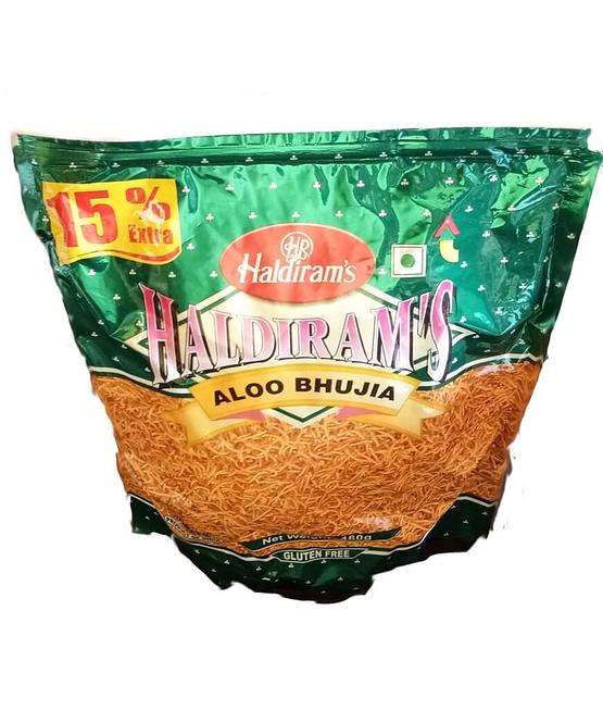 Haldirams Bhujia Gluten Free 460g