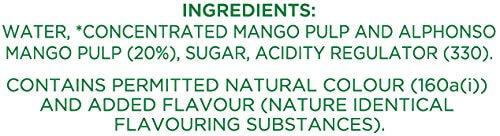 Tropicana Mango Delight Juice 1ltr 4